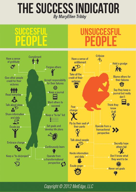The Success Indicators